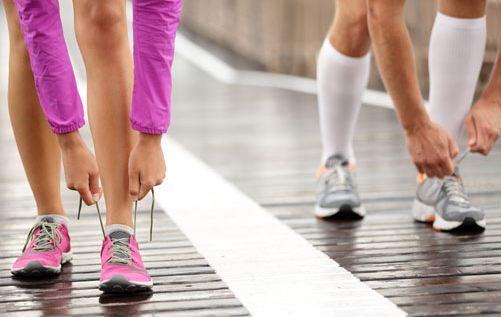 Dampak Buruk Akibat Salah Memilih Sepatu Olahraga
