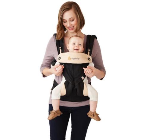 cara menggendong bayi yang benar