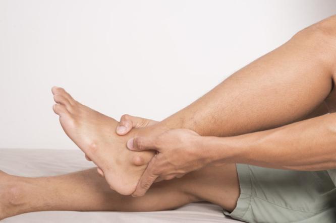 masalah kaki yang sering terjadi seiring bertambahnya usia